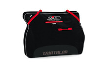 Scicon Travel Plus  Fietskoffer Triathlon zwart